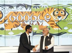 Google's announcement today of bringing high speed public wifi to 400 train stations in India