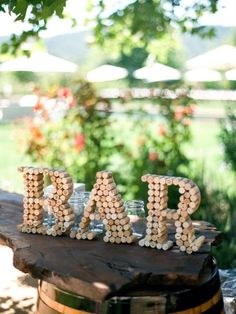 DIY Budget Wedding Decor Projects diy cork wedding sign - diy wedding ideas - wedding bar sign made of cork Homemade Wedding Decorations, Wedding Centerpieces, Deco Champetre, Wedding Expenses, Wine Cork Crafts, Diy On A Budget, Tight Budget, Wedding Trends, Wedding Deco Ideas