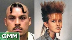 25 Worst Hairstyles Ever (+playlist)