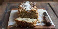 Zucchini Coconut Lunchbox Bread - I Quit Sugar