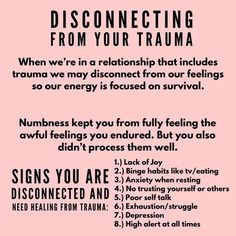 Trauma and overwhelming stress contribute to many challenges that we experience in life. Notice when you are experiencing a trauma-related response. Mental And Emotional Health, Emotional Abuse, Mental Health Awareness, Mental Health Facts, Mental Health Recovery, Emotional Awareness, Ptsd Awareness, Emotional Healing, Trauma Therapy