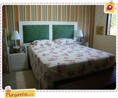 Cabeceira de cama de porta » margaretss