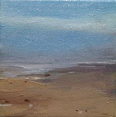 Sea-Scapes in Oil by Aija Gibson