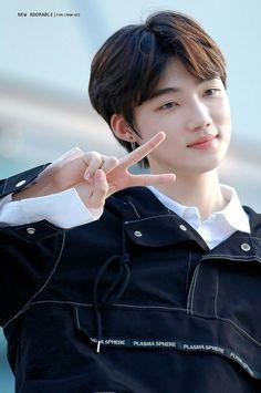 Chanhee He looks like random boy in dark hair haha but still adorable! Namjoon, New Boyz, Kim Sun, Star Awards, Fandom, Chant, Flower Boys, Youngjae, Summer Hairstyles