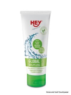 Hey Sport Foam Active Cleaner 250ml Cleaning foam for textiles Cleans items of equipment e g helmets back-packs and shoes which are not suitable for washing machines
