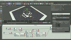 Cinema 4D How to build a Fracture Modifier C4D HD