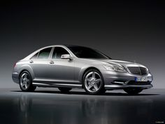 Mercedes-Benz S 500 4MATIC AMG Sports Package (W221) 2009
