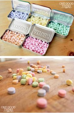 Make Your Own Homemade Altoids In Your Favorite Flavor!