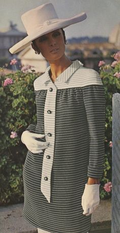 60's Fashion. ¡¡Que elegante!! ^.^