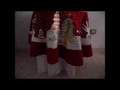 Curso en Línea Mantel Pueblito con Luces Incorporadas Christmas Villages, Table Toppers, E Online, Lights, Art