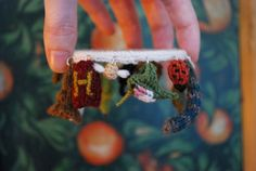 Ravelry: care of magical creatures charm bracelet 3 pattern by tiny owl knits