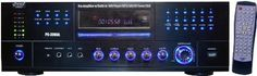 """Pyle 3000 Am-fm Receiver (pd3000a) - by Pyle. $235.95. Pyle 3000 Am-fm Receiver (pd3000a) - : Manufacturer: Pyle Audio, IncManufacturer Part Number: PD3000AManufacturer Website Address: Brand Name: PyleProduct Model: PD3000AProduct Name: PD3000A AmplifierProduct Type: AmplifierRMS Output Power: 800 WPMPO Output Power: 3 kWFrequency Band: AMFrequency Band: FMUSB: YesS-Video: YesNumber of S-Video Outputs: 1Height: 5.12""""Width: 17""""Depth: 12""""Package Contents: PD3000A Ampli..."""