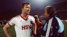 Der HSV in den 80ern ... nur der HSV !!