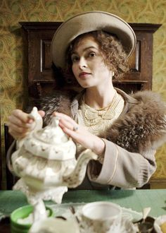 Helena Bonham Carter in The King's Speech