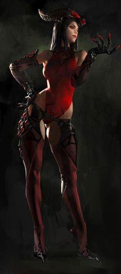 New Concept Art Characters Fantasy Demons Ideas Dark Fantasy Art, Fantasy Girl, Fantasy Warrior, Fantasy Women, Warrior Angel, Digital Art Fantasy, Female Character Design, Character Concept, Character Art