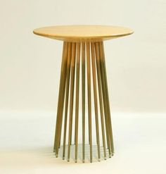 Cues Cafe Table by Kim Hyunjoo