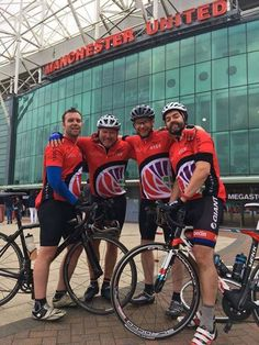 Alasdair and his buddies cycled from Edinburgh to Manchester in aid of Maggie's Centres - they managed to raise over £5500!  'The jerseys are amazing and a fitting tribute to our friend Gavin. Thanks again to you all for your help on making this happen.'  Have you seen the Maggies to Maggies Centre Challenge?   Maggies | Cycle Jerseys | Road Race | Cycling | The Cycle Jersey | Edinburgh to Manchester | Charity Jerseys | Fundraising