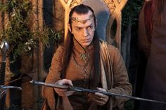 hugo weaving - The Hobbit - Unexpected Journey 2012 Hugo Weaving, Gandalf, Aragorn, Legolas, Beau Film, Tauriel, Thranduil, Fellowship Of The Ring, Lord Of The Rings