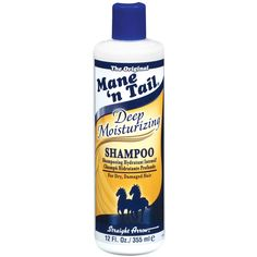 Mane N Tail Shampoo 12oz Deep Moisturizing (6 Pack) *** See this great product. (This is an Amazon affiliate link)