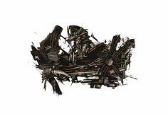 Sguscio Oil and Acrylic on Paper 42 x 30 https://www.facebook.com/erikamarchipainter www.erikamarchi.it #madeinitaly #art #mood #cat #oil #oilpaint #style #minimal #artist #artmadeinitaly #minimale #blackandwhite #erikamarchi #italy #minimalart #bw #abstract #minimalist #tangle #arcollector #artcollection #heart #masterpiece #love #pattern #iloveart #modernart #fineart #fibronacci #anakin #sguscio #starwars