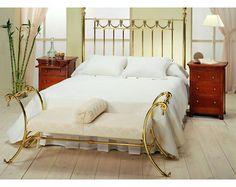Bonito dormitorio mixto forja