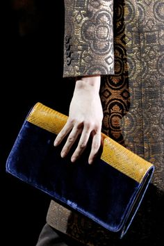 Dries van Noten bag.