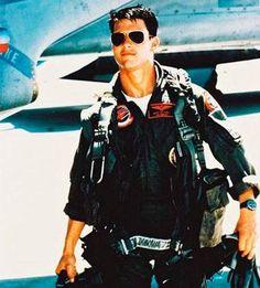 Flight Jacket.  Forget the Flight Jacket, HELLO MR. CRUISE...