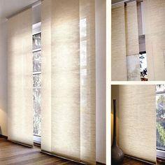 Panelne zavese - TIER enterijeri