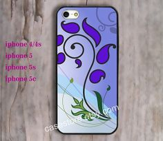 Phone 5 Case Lavender pattern iPhone 5s Case  by charmcover, $7.99
