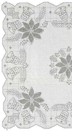 imagenes de cortinas a crochet - Buscar con Google