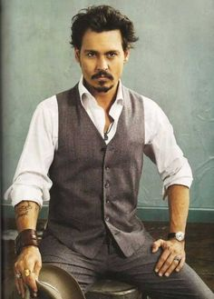 Style Icon: Johnny Depp #Style | NeonPunch: Hong Kong's Style & Shopping Guide for Men