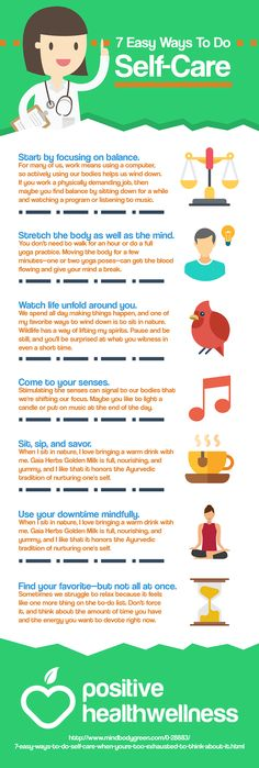 7 Easy Ways To Do Self-Care