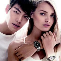Kim Woo Bin becomes the first East Asian to model for 'Calvin Klein Watches + Jewelry' | allkpop