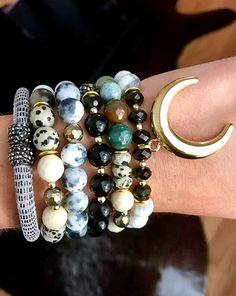 d86d6bc79 Boho statement bracelets #handmade #bracelets #jewelry #fashion #love  Statement Bracelets,