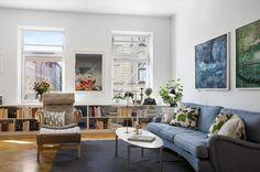 Skandinavski stan s nadahnjujućim idejama - Uređenje doma