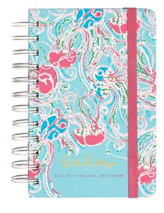 Pre-Order Lilly Pulitzer Large Agenda in Jellies Be Jammin' - Ryan's Daughters