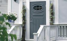 Ytterdörrar - En bra guide med köpråd och tips för dig som ska köpa ny ytterdörr till din villa, sommarstuga eller lägenhet.