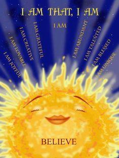 I am That, I AM ~