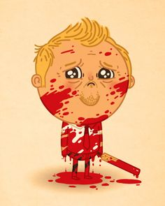 Shaun - Shaun of the Dead