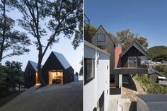 Cubo Design Architect, Cnest, Oiso-cho, Kanagawa, Japan