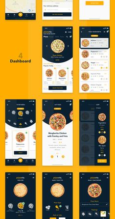 Layout 5 of 15 Android App Design, Ios App Design, Interface Design, Ui Design Mobile, Mobile Application Design, App Delivery, Pc Hp, Design Responsive, Template Web