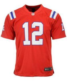 d7d58a6a4 Nike Kids  Tom Brady New England Patriots Game Jersey