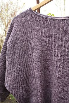 Ravelry: Robin pattern by Helga Isager