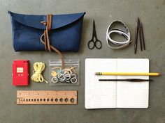 one sheepish girl: What's In My Yarn Bag? with Karen Templer // Fringe Association