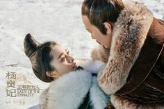 王朝的女人·杨贵妃 剧照 / The Lady of the Dynasty - Chinese period movie aired in July 2015. Starring Fan Bing Bing and Leon Lai. Tang Dynasty fashion. #Hanfu
