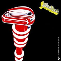 Judas Priest Turbo Animated Album Cover GIF