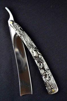 опасная бритва - Поиск в Google Straight Razor Shaving Kit, Shaving Razor, Cane Sword, Classic Shaving, Shaving Set, Tactical Knives, Lame, Knives And Swords, Men's Grooming
