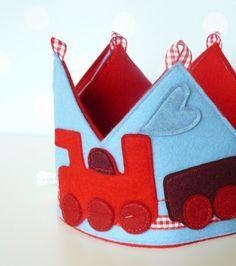 Crown Felt / Vilt Kroon Voor vilt: www.deviltwinkel.nl