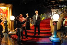 Madame Tussauds London Tickets with Priority Entrance