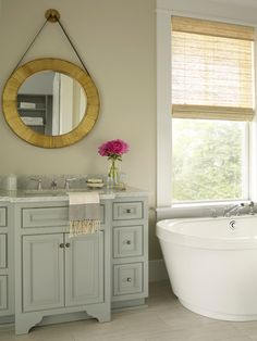 House of Turquoise: 2013 Coastal Living Showhouse | Bathroom